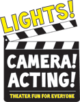 Lights, Camera, Acting!